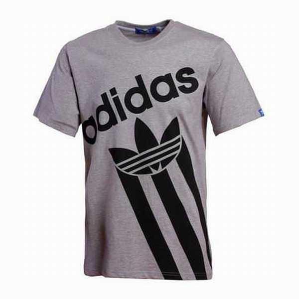 tee shirt adidas homme intersport