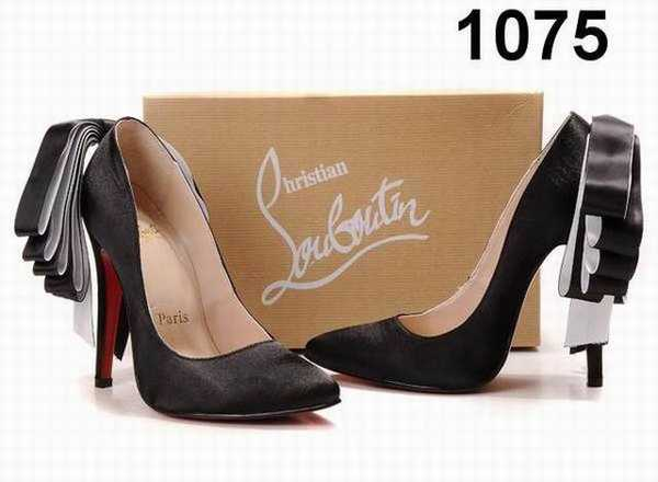 chaussure louboutin pas cher marseille
