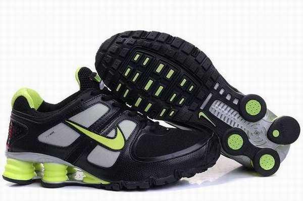 Shox Nike Pas Cher Femme