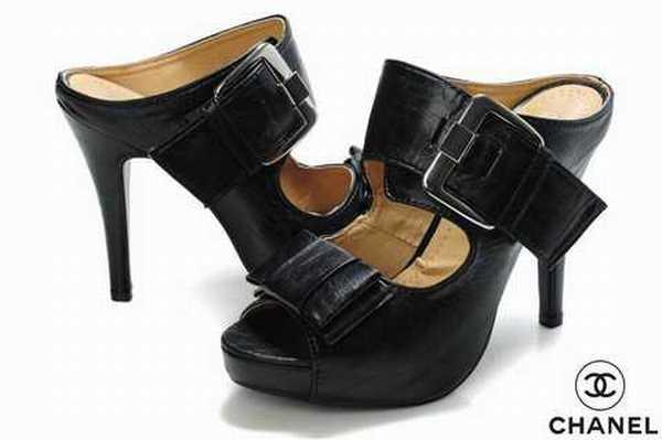 chaussure chanel pas cher en ligne collection chaussure. Black Bedroom Furniture Sets. Home Design Ideas