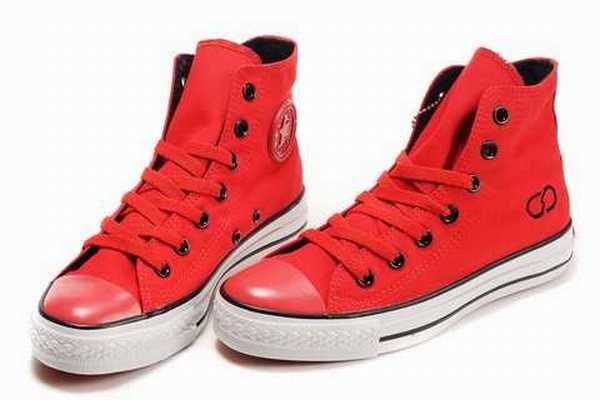 style converse femme rose