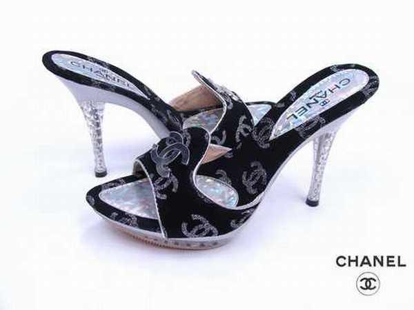 7eec2e4684e chaussure femme coco chanel