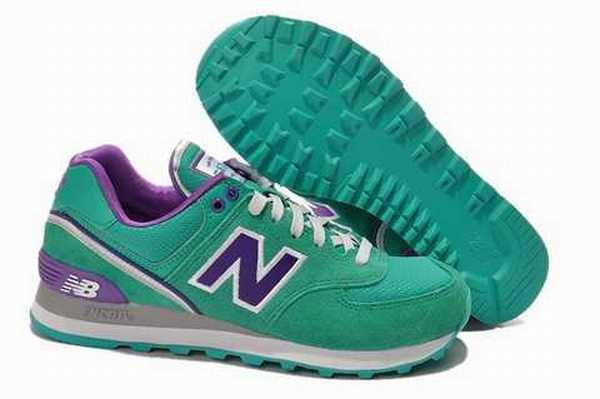 new balance femme go sport