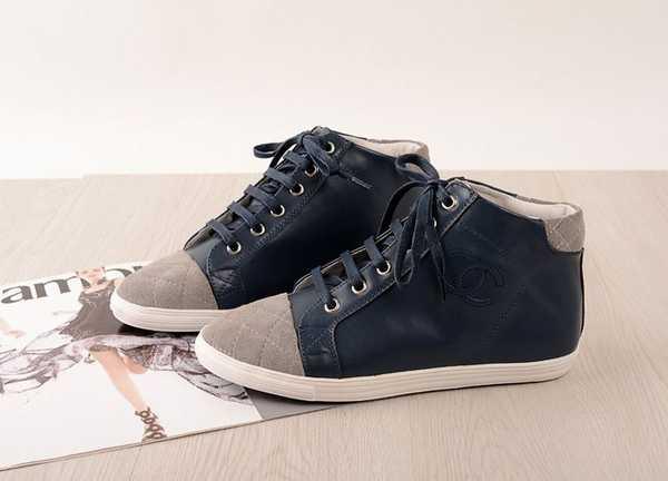 0195b1f7388d fausse basket chanel grise,baskets chanel chaussures soldes,chaussures  chanel 2011-2012