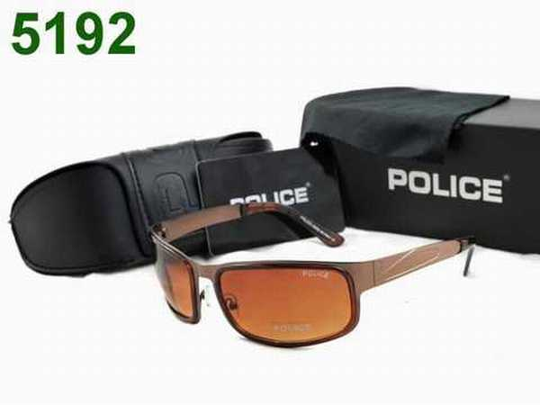 919bfbd8ecd lunette de vue marque police