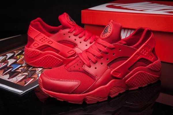 Nike Air Huarache Rouge