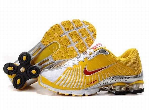 Nike Shox Rivalry Gold