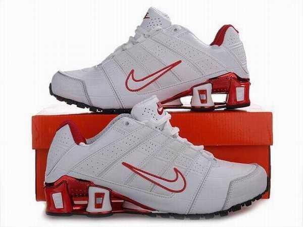 Baskets Shox Rivalry Homme Nike