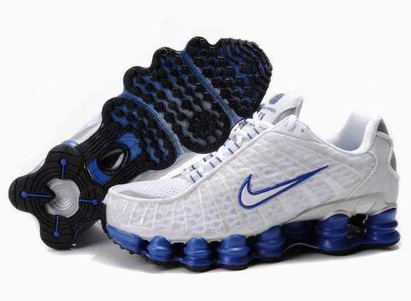 Chaussures Sport Shox Rivalry De Nike Junior