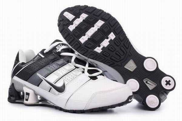 Chaussure Nike Shox Femme Pas Cher