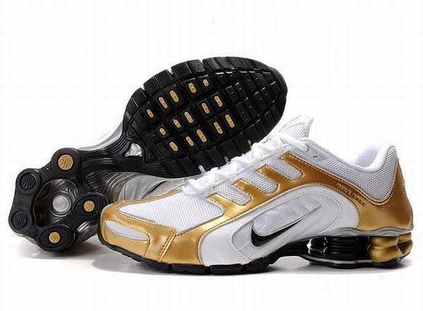 Nike Shox Rivalry R3 Femme