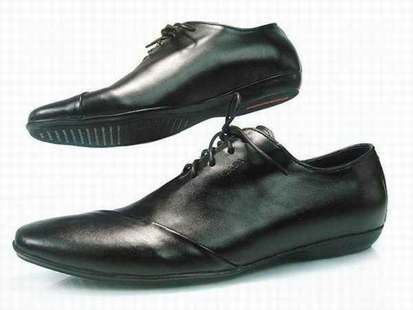 cc6668b6577 prada chaussure homme solde