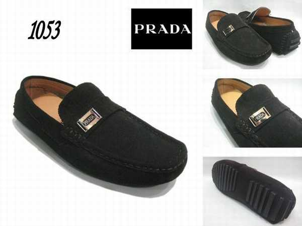 Chaussures Femme Pas Site Homme Prada chaussure Cher Official n66OZwa