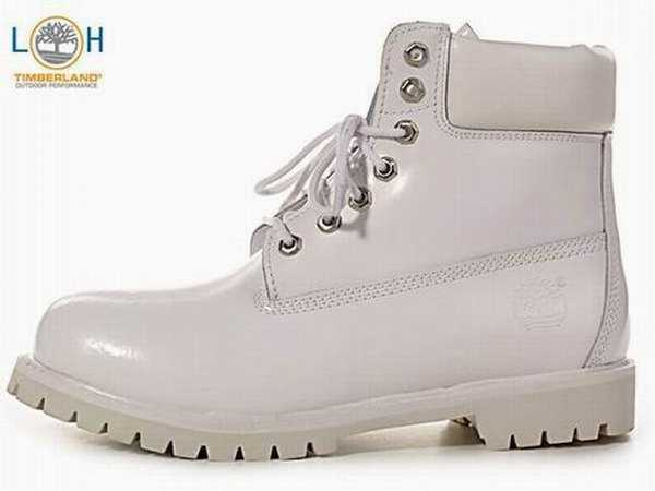 timberland homme entretien