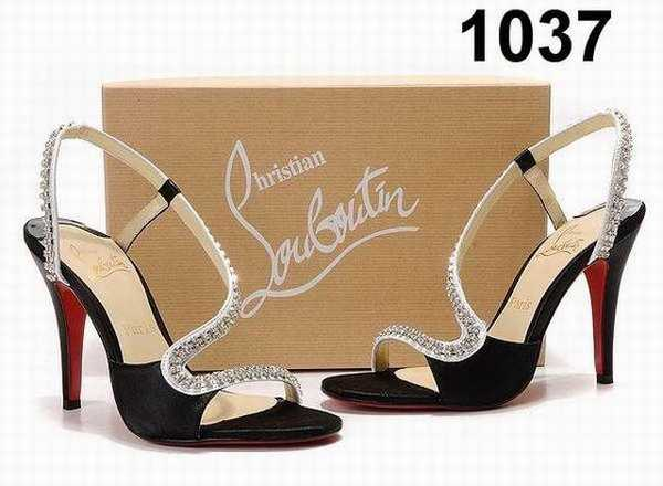 achat chaussure louboutin ligne